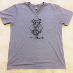 Megan Nash Deer Head Shirt