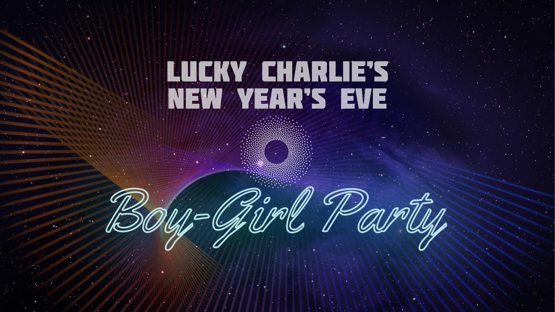 Boy-Girl Party NYE 2017