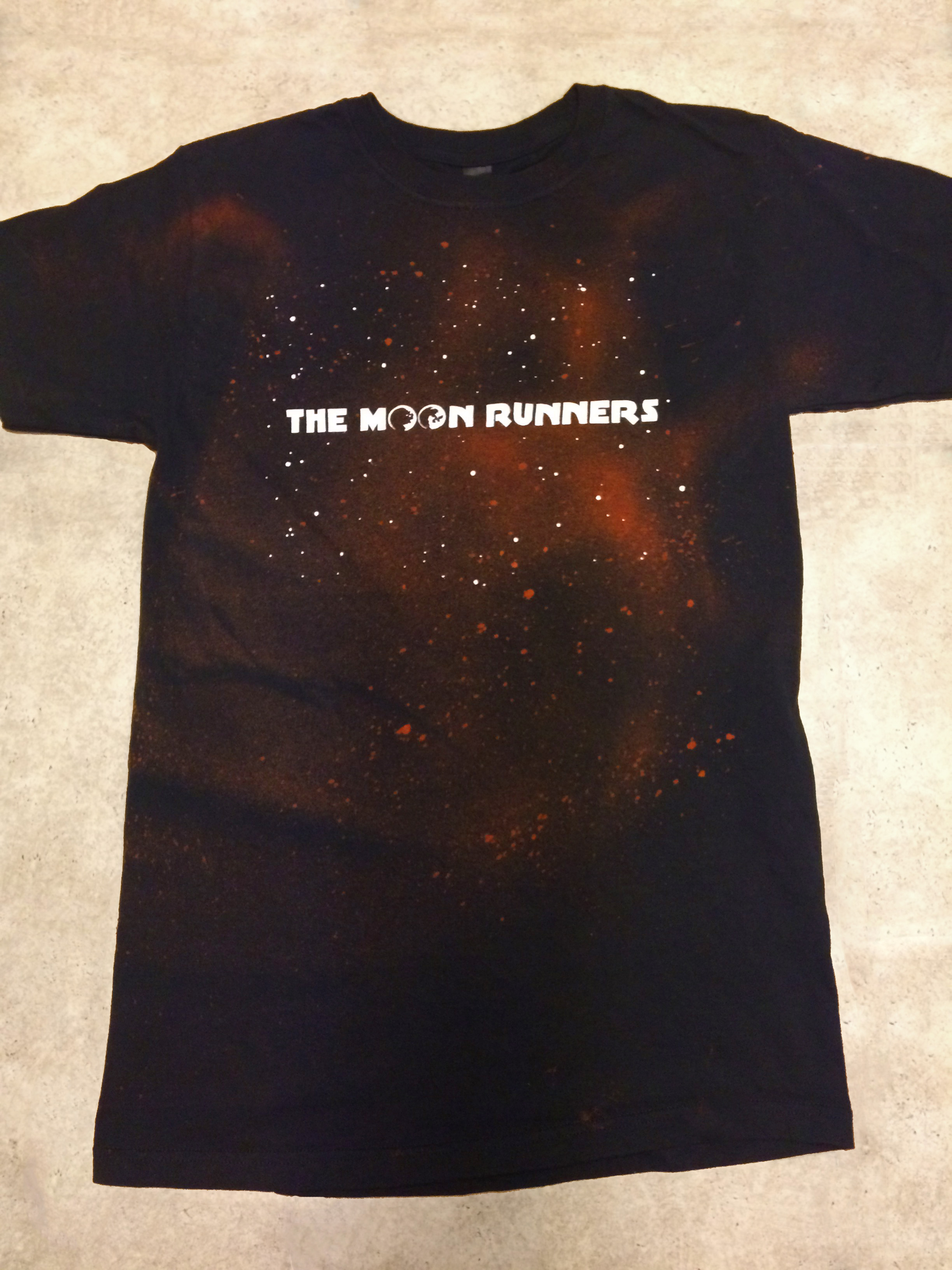 Moon Runners Space Shirt