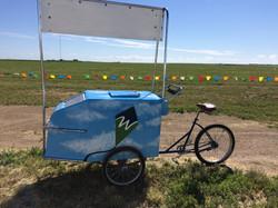 Windscape Ice Cream Bicycle