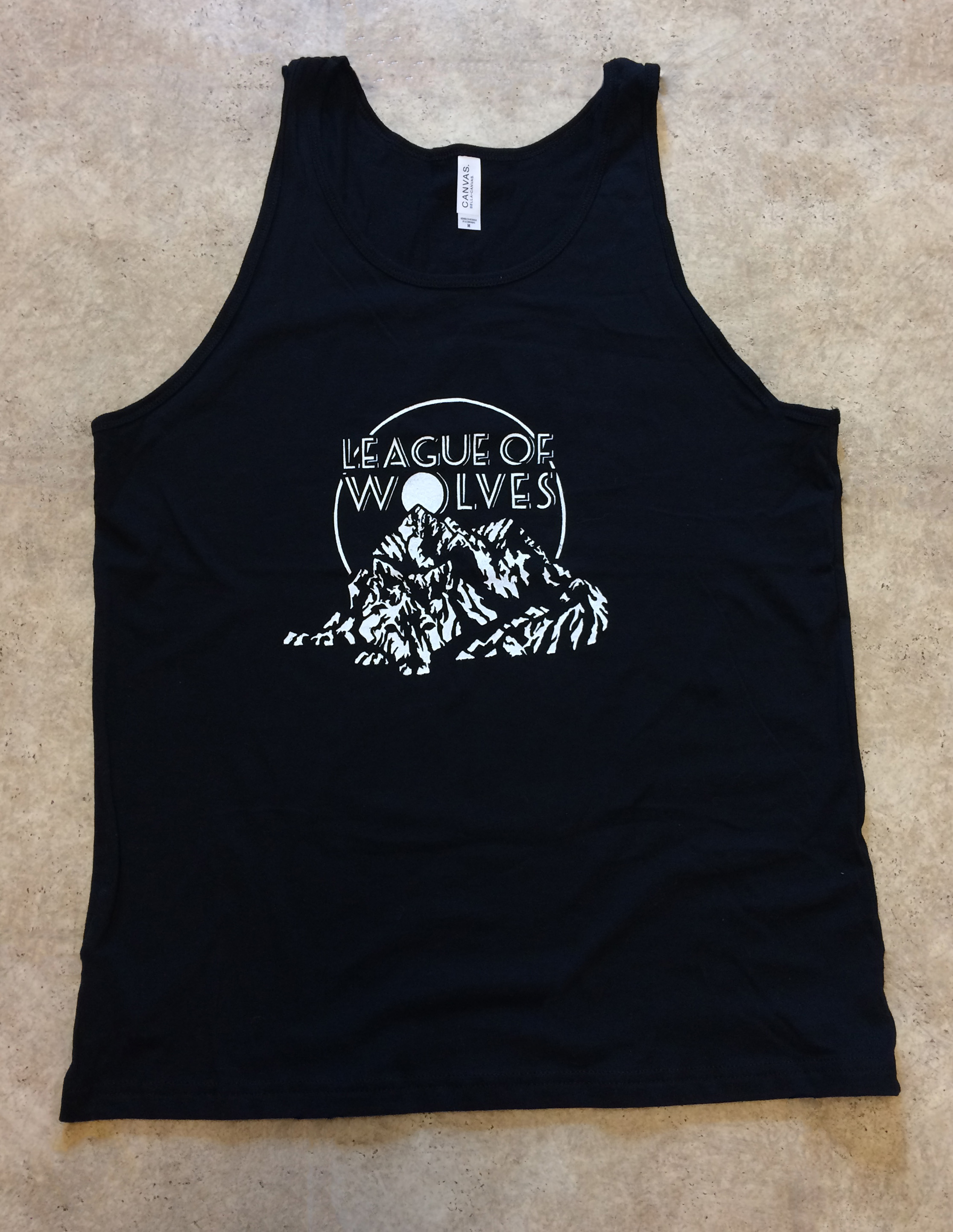 League of Wolves Tank