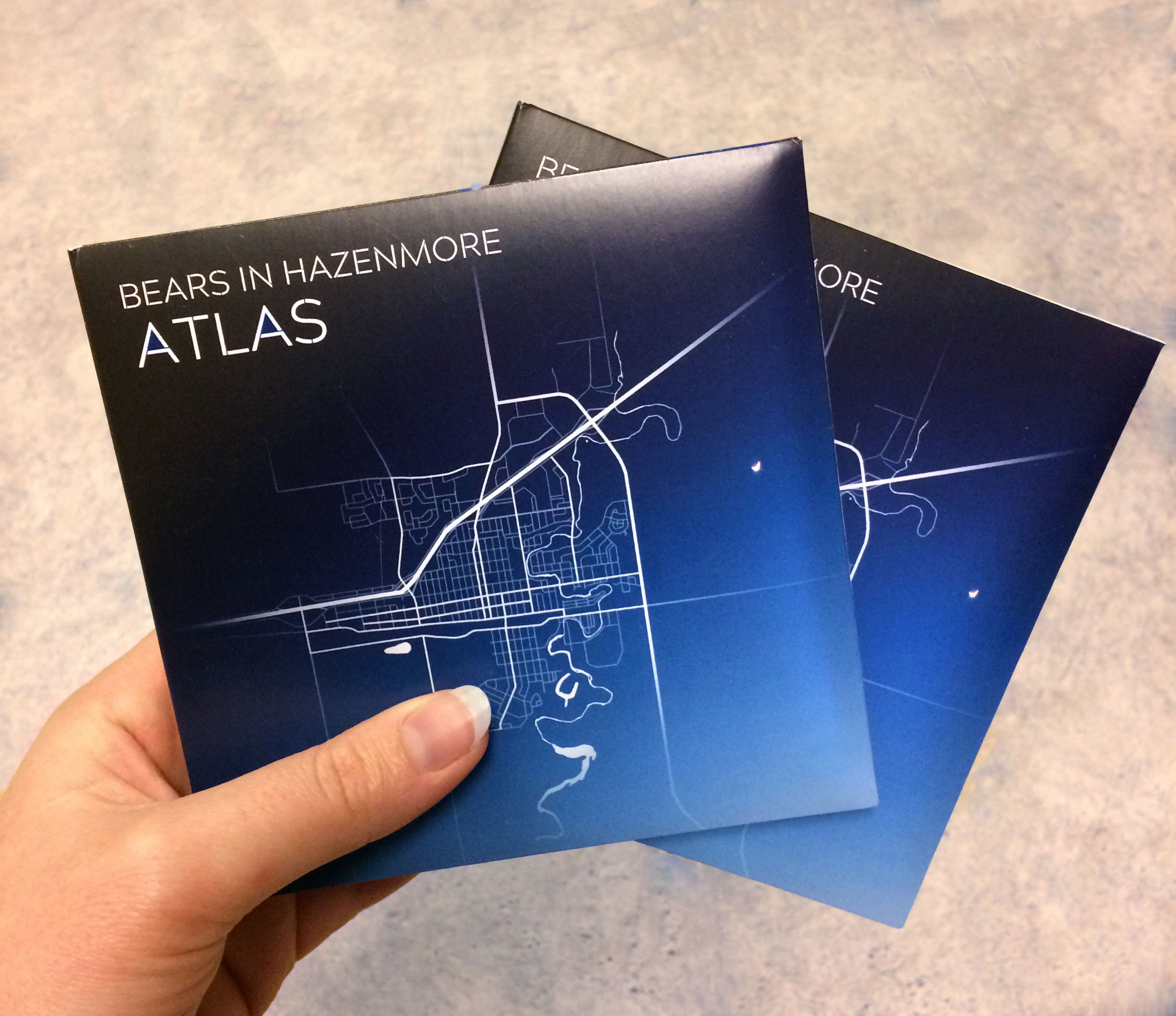 Atlas Album