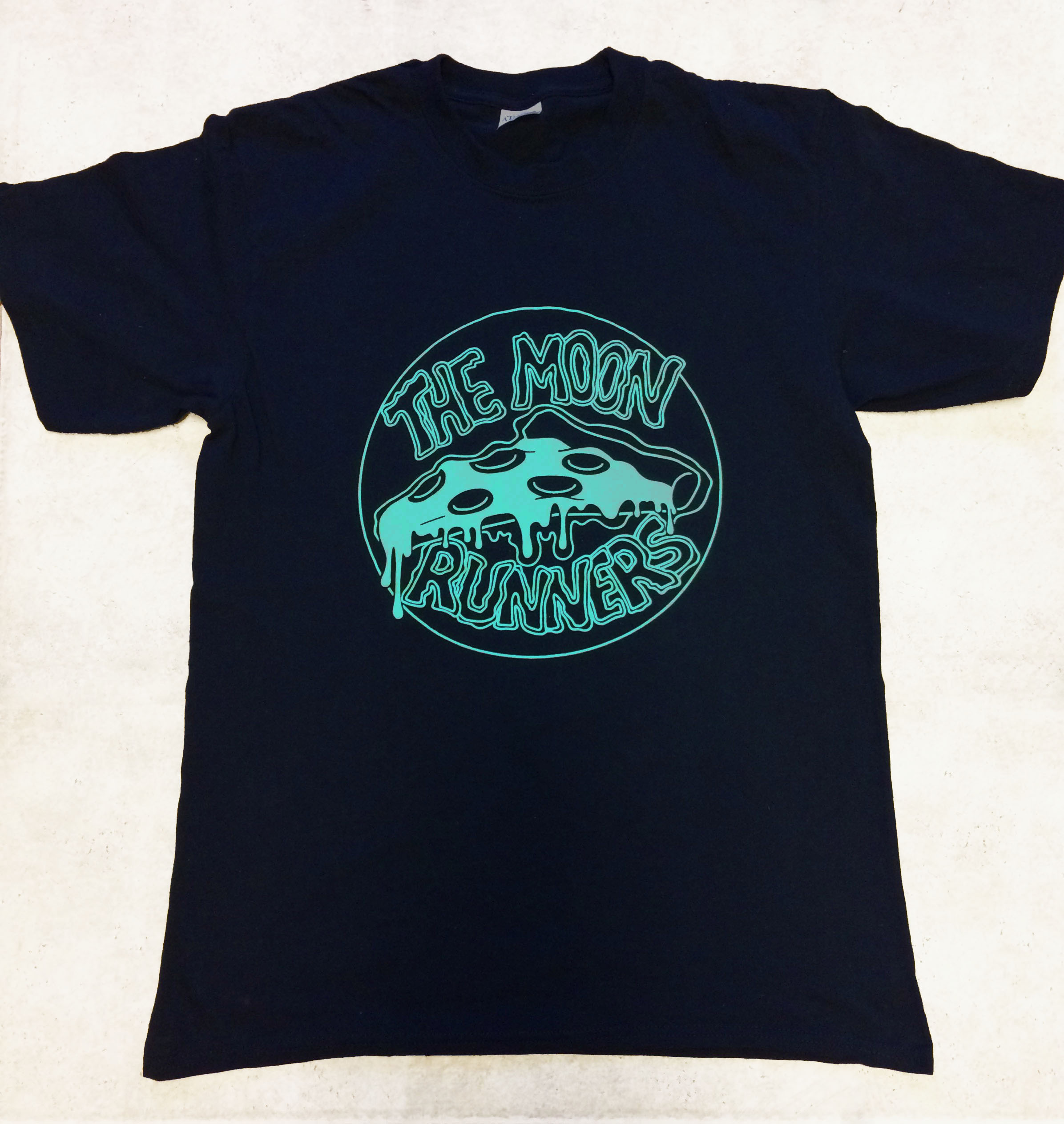 Moon Runners Pizza Shirt