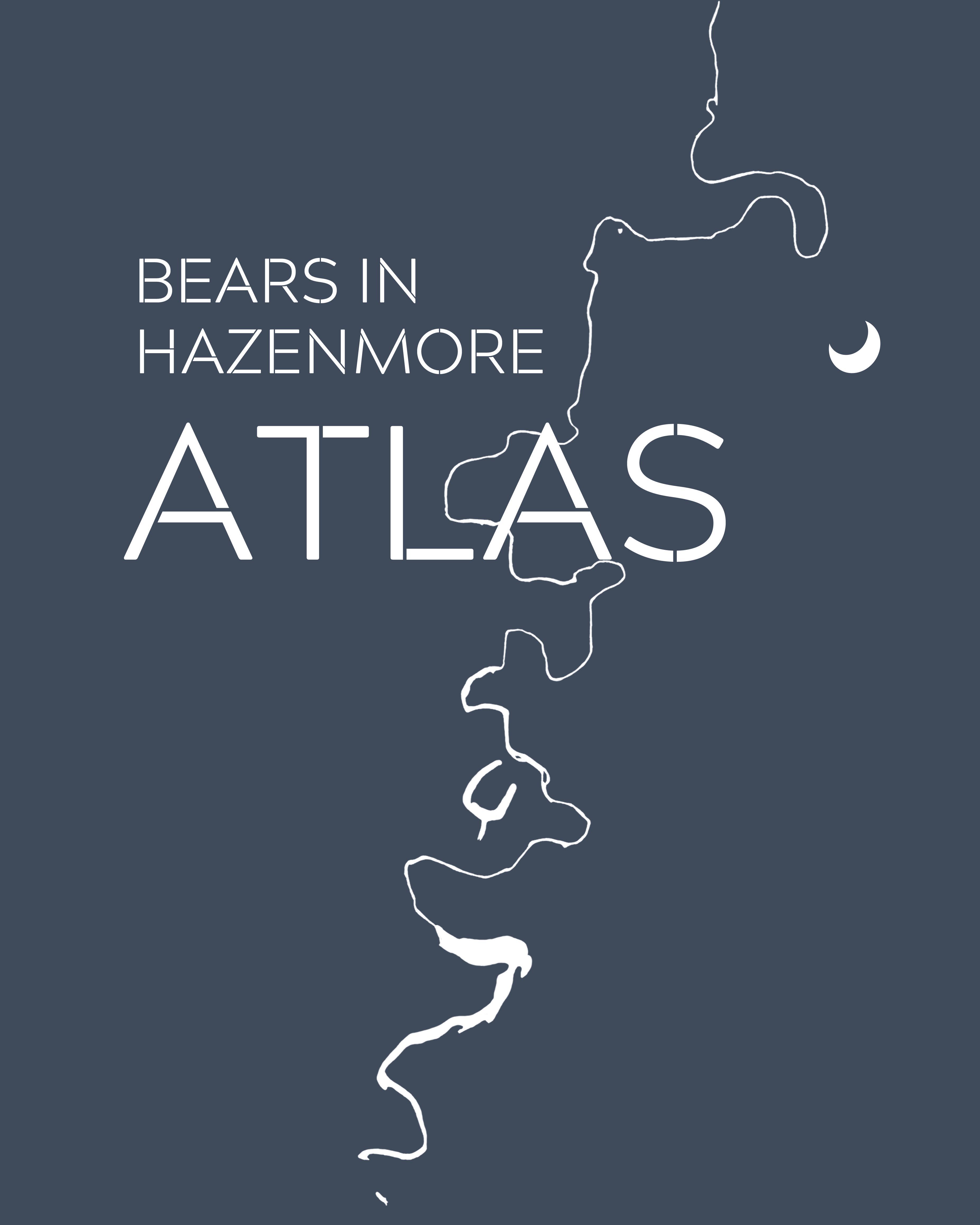 BIH Atlas Album Release Shirt Design