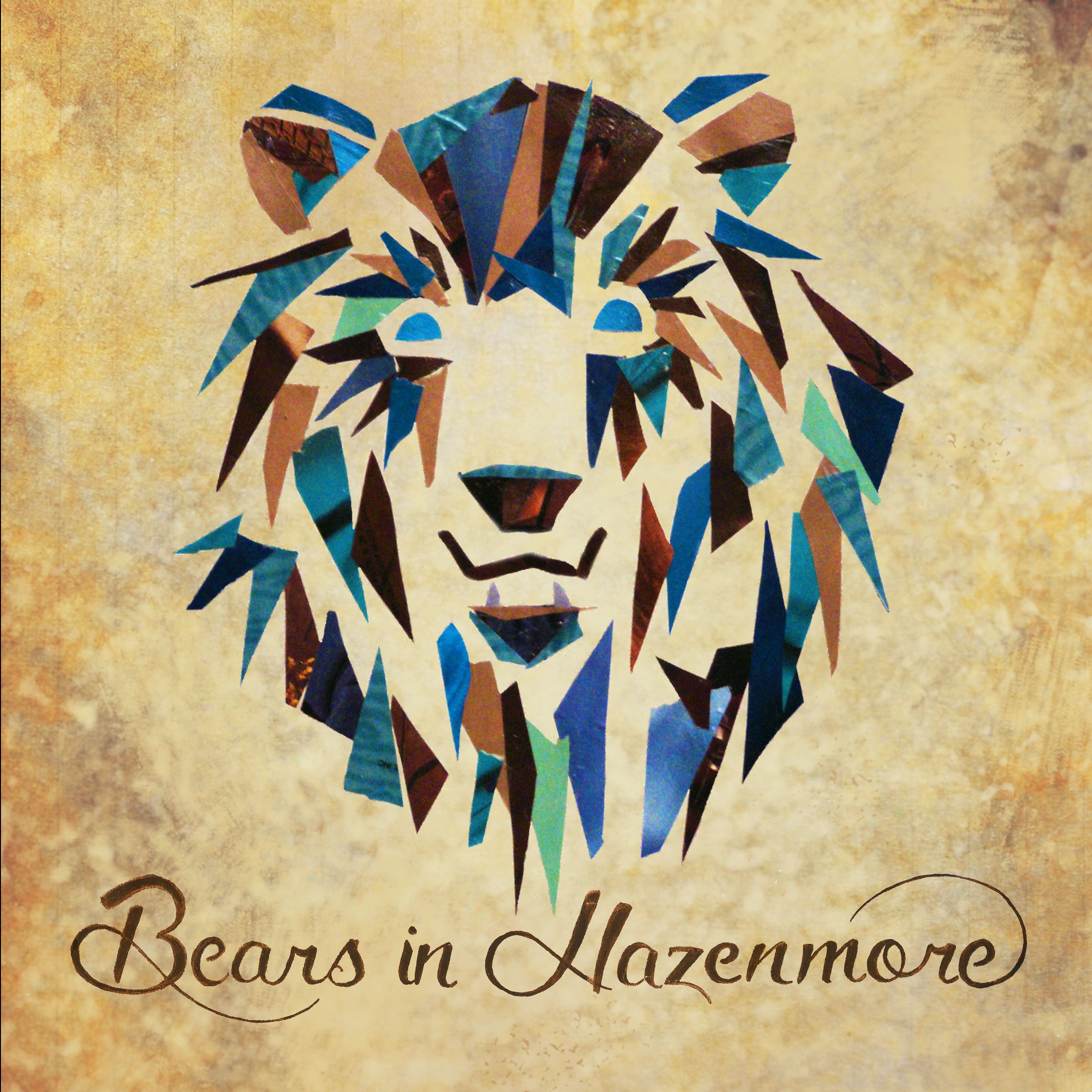 Bears in Hazenmore EP Cover