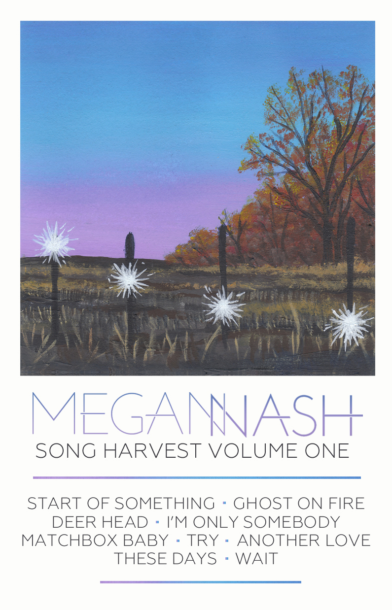 Song Harvest Cassette Cover