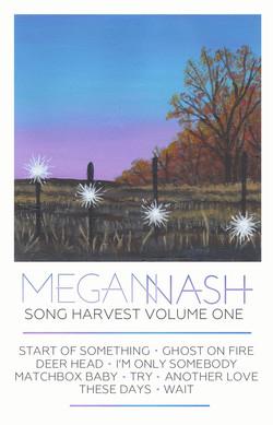 Song Harvest Cassette Cover