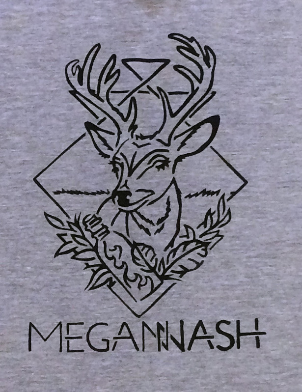 Deer Head Shirt Detail
