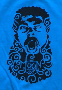 Moon Runners Shirt Detail