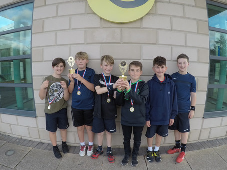 Winners at Tennis