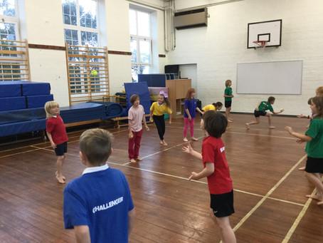Developing Sporting Skills
