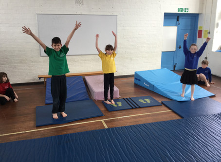 Gymnastic Sessions