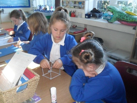 Using Numicon in Year 3