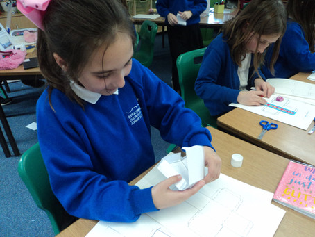 Design and Technology in Year 4