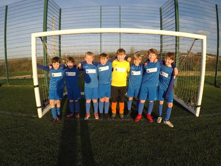 U11 Danone Cup North Devon Qualifier!