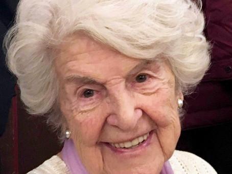 Margarete Palm aus Linz (1924 - 2020): Eine Diva ohne Allüren
