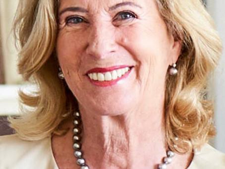 Erika Baudisch aus Gunskirchen (1949 - 2021): Eine viel beachtete Mutmacherin