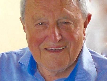 OMR Dr. Walter Hammerschick aus Timelkam (1923 - 2021): Ein Mediziner der alten Schule