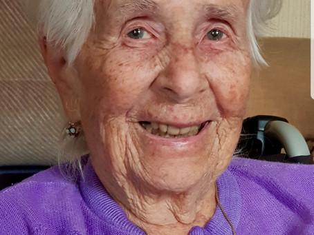 Anneliese Neumann aus Gmunden (1928 - 2019): Eine Mutter, wie man sie sich nur wünschen kann