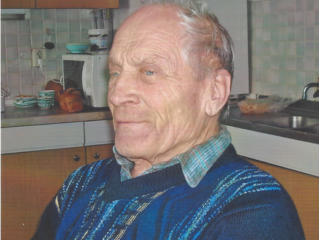 Berthold Brandstetter aus Neumarkt i.M. (1919-2018): Friedliches Leben nach einem grauenhaften Krieg