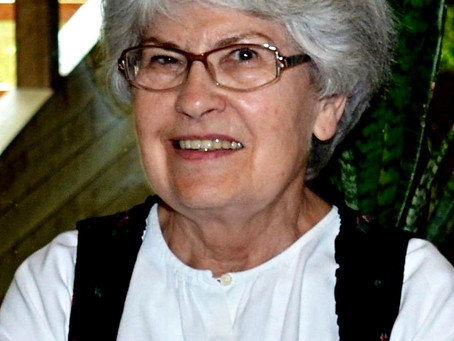 Theresia Reichl aus St. Florian und Frankenburg (1940 - 2020): Ein halbes Jahrhundert für die Pfarre