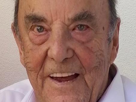 Josef Weiß aus Wels (1930 - 2021): Ein liebevoller Patriarch
