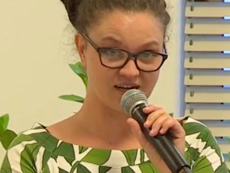 Carla Weinzierl aus Wien (1987 - 2020): Kämpferin ohne jeden Kompromiss