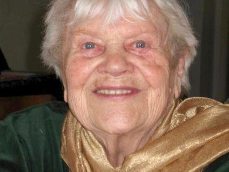 Else Scharf aus Mining (1921 - 2020): Fit und rege in das hohe Alter