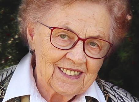 Hildegard Neubauer aus Altenberg (1929 - 2020): Ruhepol in einem hektischen Wirtschaftsbetrieb