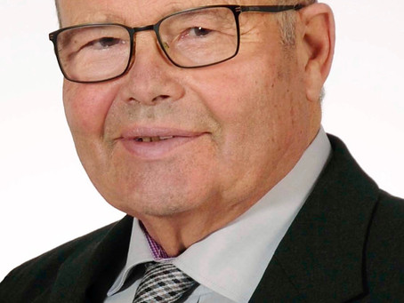 Alois Stöglehner aus Freistadt (1939 - 2021): Bestnote für den Fischerwirt
