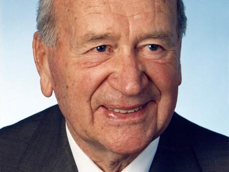 Hans Zwettler aus Linz (1925 - 2021): Mit sportlicher Energie in die Steuerberatung
