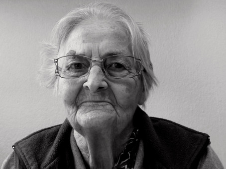 Theresia Populorum aus Pierbach (1925 - 2019)        Jahrzehnte lange Energie für ihre Gäste