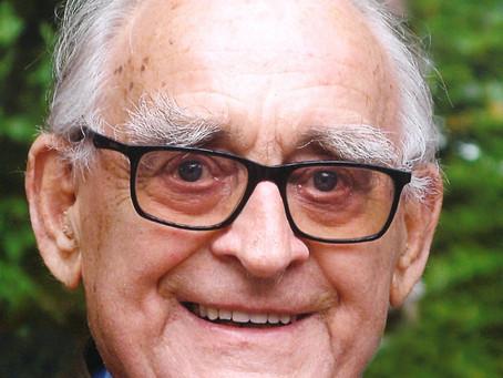 Dipl. Ing. Josef Anderl aus Linz (1928 - 2021): 40 Berufsjahre für den heimischen Wald