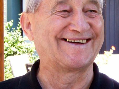 Franz Keppliger aus Linz (1929 - 2020):                            Er lehrte ESG-Kinder zu schwimmen
