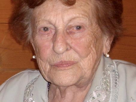 Maria Stumbauer aus Rainbach bei Freistadt (1925 - 2020): Großherziges Leben einer bescheidenen Frau