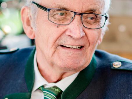 ÖR Josef Nopp aus Eidenberg (1932 - 2020): Voller politischer Einsatz, selbst gegen Mistgabeln