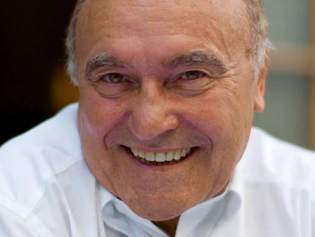 Prof. Dr. Hannes Leopoldseder aus Linz (1940 - 2021): Visionärer Medienmann