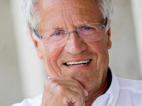 Reinhold Günther Schütze (1945 - 2020): Ein Pionier der Zahngesundheit
