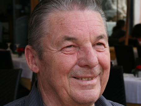 Dr. Karl Beham aus Lambach: Der Herr Rat vom Bezirksgericht