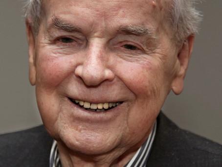 Ing. Friedrich Laimer aus Perg (1925 - 2021): Der Ölscheich vom Kerngraben