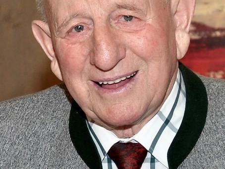 Franz Lindner aus Natternbach (1927 - 2020): Er hat die Hölle von Stalingrad überlebt