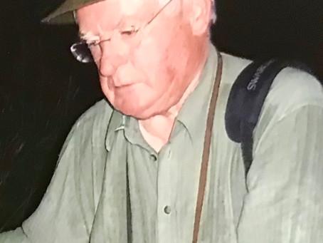 Ing. Manfred Weber aus Ternberg (1936 - 2020): Bürgermeister mit Ecken und Kanten
