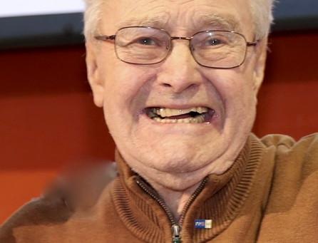 Karl Strauß aus Pettenbach (1927 - 2020): Immer bedacht auf das richtige Profil