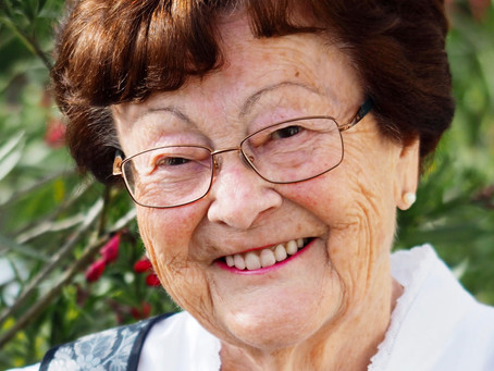 Kons. Anna Ebner aus Waizenkirchen (1934 - 2020): Tragende Säule der Goldhaubenfrauen