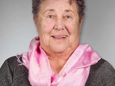 Frieda Kirchberger aus Hofkirchen im Mühlkreis (1938 - 2020): Die gute Seele vom Autohaus