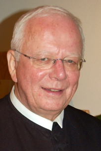 P. Benno Wintersteller (1940 - 2018)                         Wandelndes Lexikon im Ordenskleid