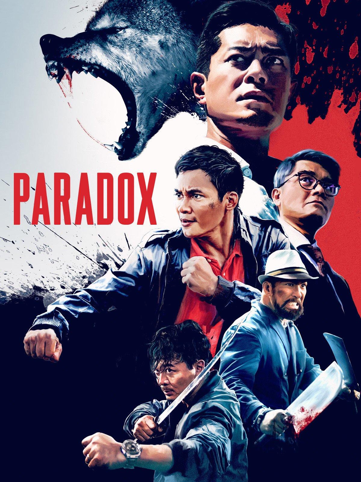 Kill Zone - Paradox