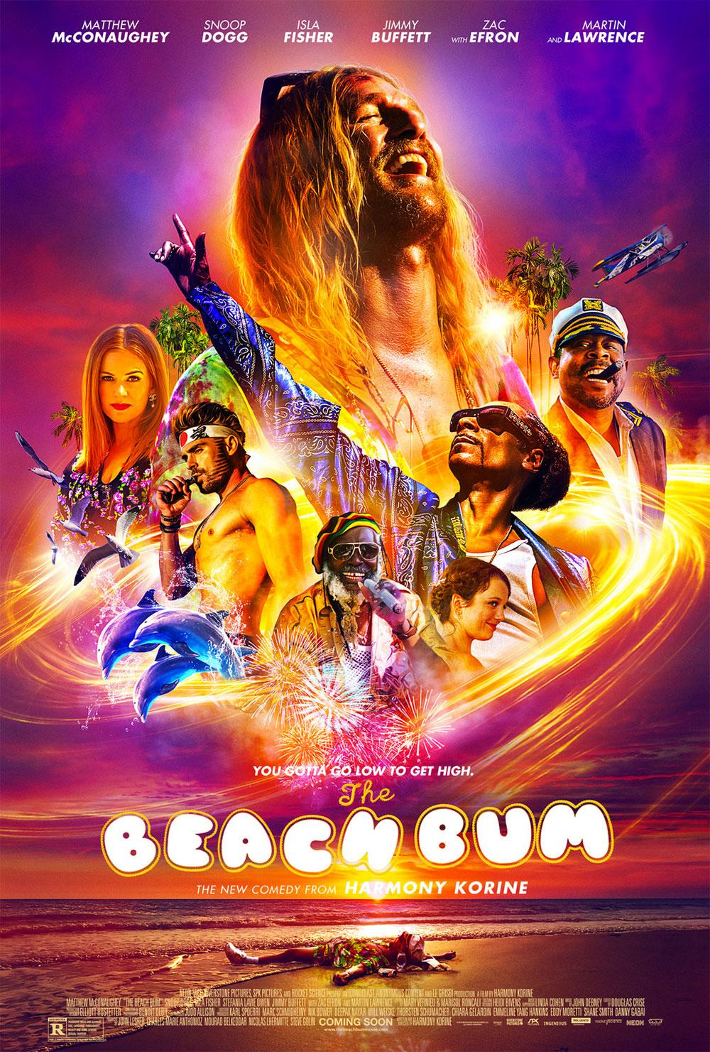 Beach Bum - Una vita in fumo