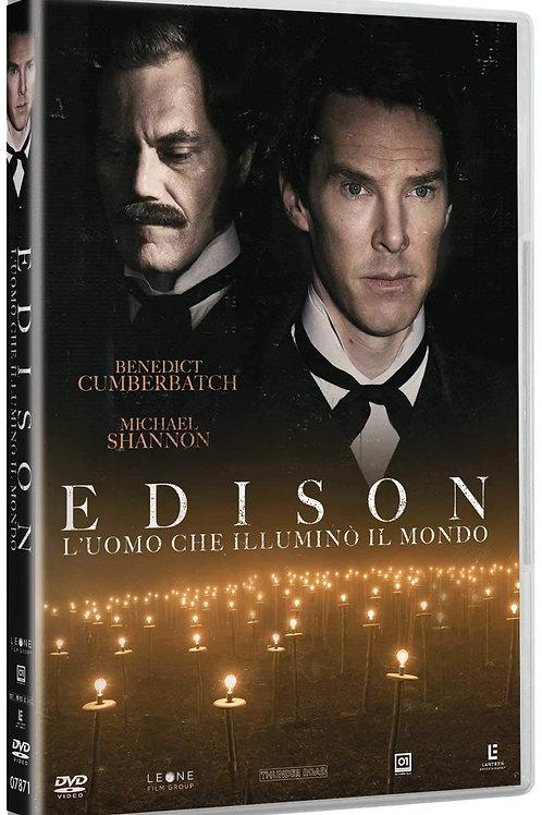Edison - L'uomo che illuminò il mondo - DVD - 2019