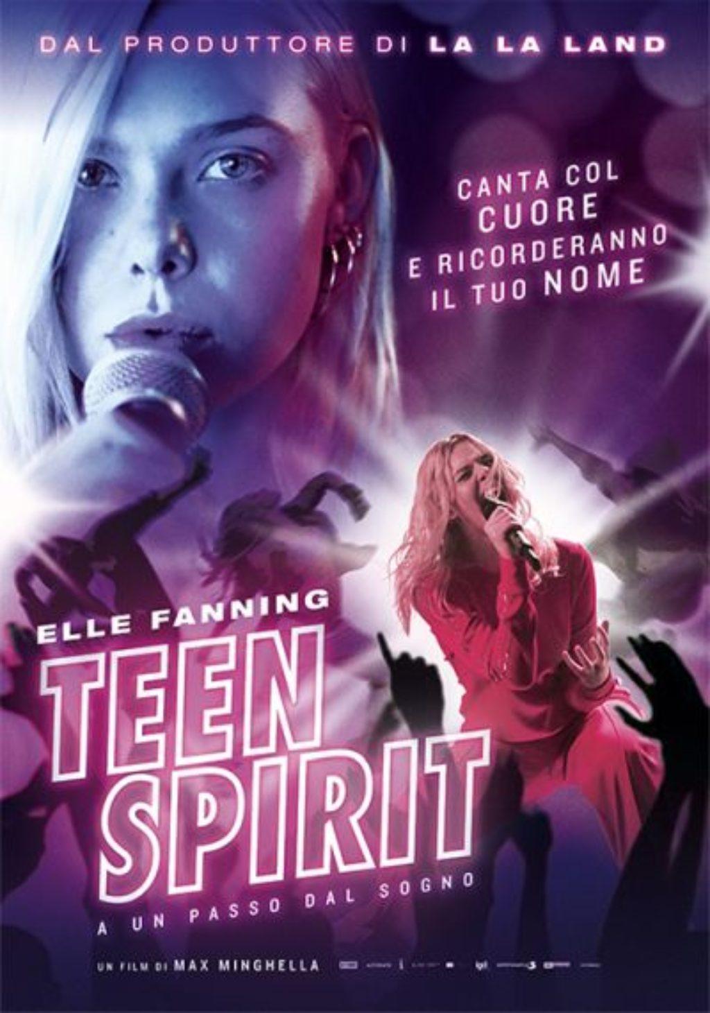 TEEN SPIRIT - A UN PASSO DAL SOGNO